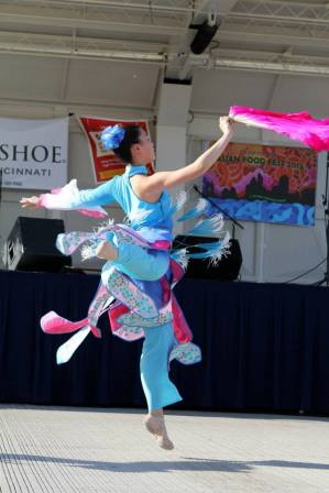 Dance Performance at AFF [Provided}