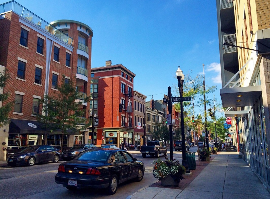 Residential development has boomed in OTR, but its numbers are limited [Randy Simes