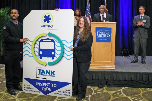 Cincinnati Regional Transit Pass Announcement [Provided]