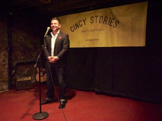 Ryan Messer at Cincy Stories
