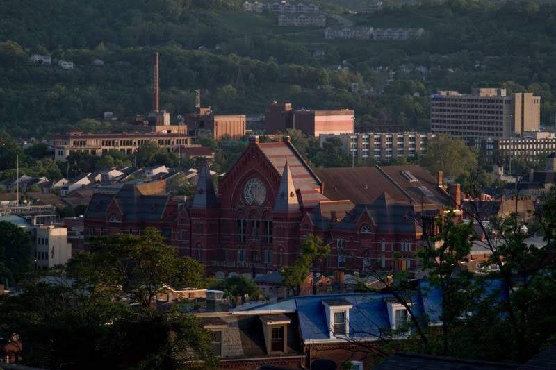 Cincinnati's Music Hall [Jake Mecklenborg]