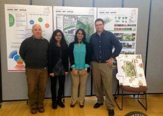 "Mark Carper, Binita Mahato, Maitri Desai, and Alex B. Koppelman present ""The Plan: Bodies, Rest, Motion, a plan for Burnet Woods"""