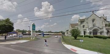 Avondale Town Center Location [Google Street View]