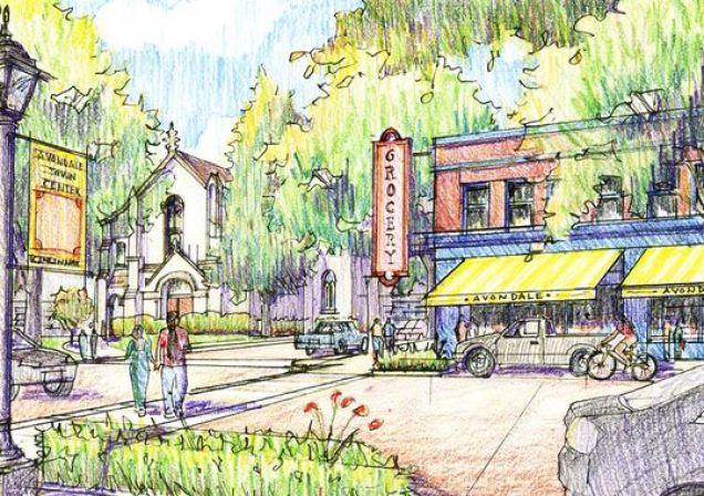 Avondale Town Center [Provided]