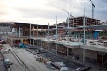 Central Riverfront Construction