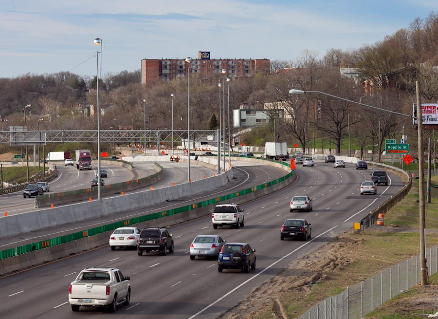 The rebuild and expansion of I-75 may be the last of its kind in Ohio [Jake Mecklenborg]