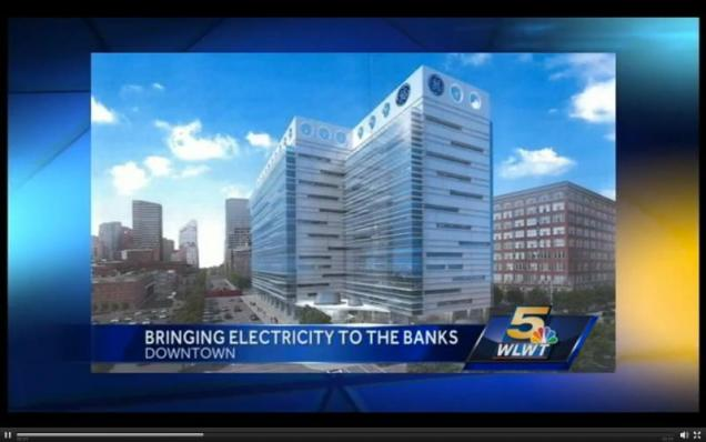 GE Tower Concept at SW Corner of 8th/Sycamore [WLWT]