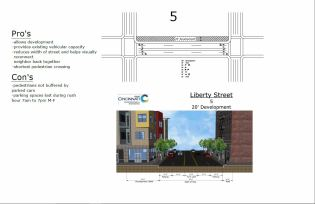 Liberty Street Option 5