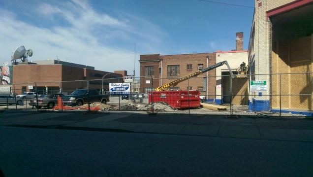 Queen City Radio Construction [Natalya Daoud]