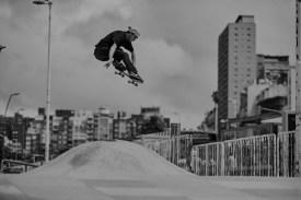 Nike black & white- Janoski 5