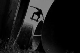Nike black & white- Janoski 6