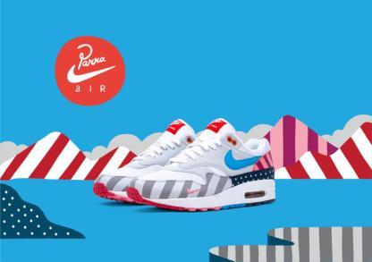 Nike x Parra-AM1