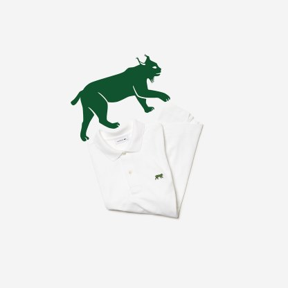 LACOSTE-X-SAVE-OUR-PIECES---IBERIAN-LUNX-PACKSHOT-POLO_0133-1