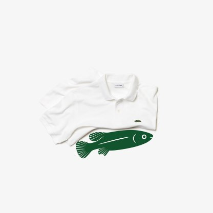 LACOSTE x SAVE OUR SPIECES-OPAL GOODEID