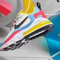 NikeSportswear presenta Nike Air Max 270 React