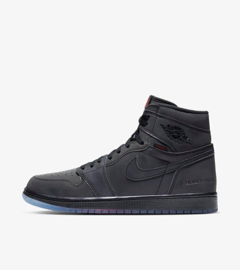 Nike Air Jordan I Fearless 4