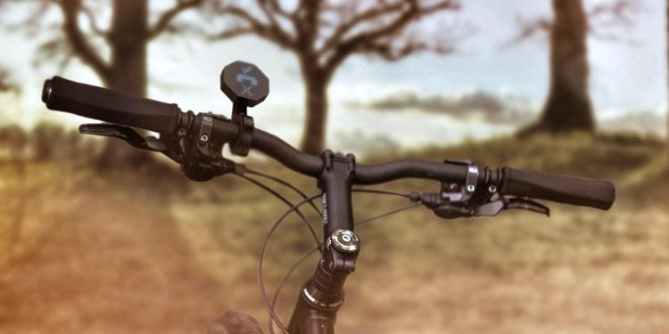 Smarta cykeltillbehör GObyLIVI för att göra en smart cykel