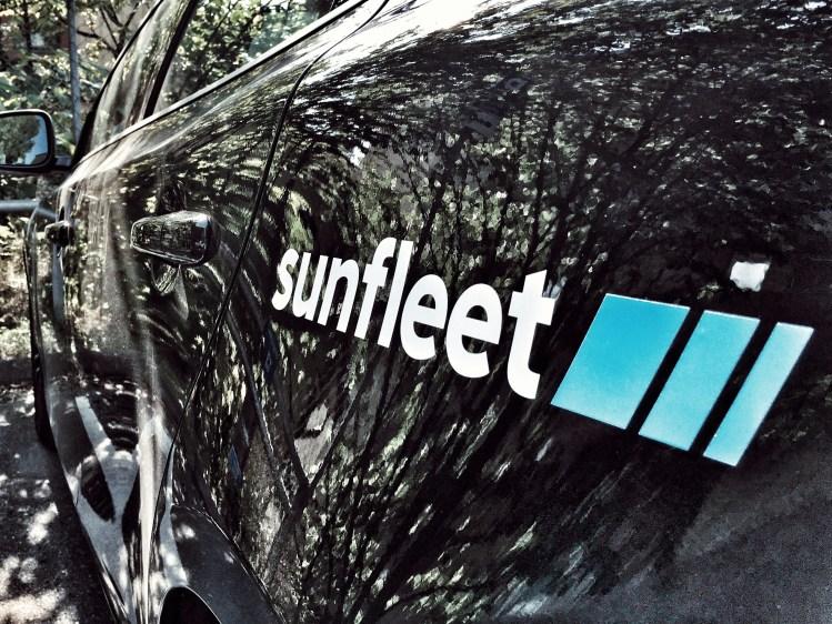 Sunfleet bilpool