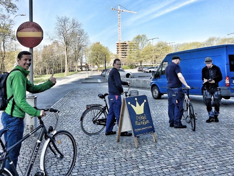 Cykelvänlig Arbetsplats SKF