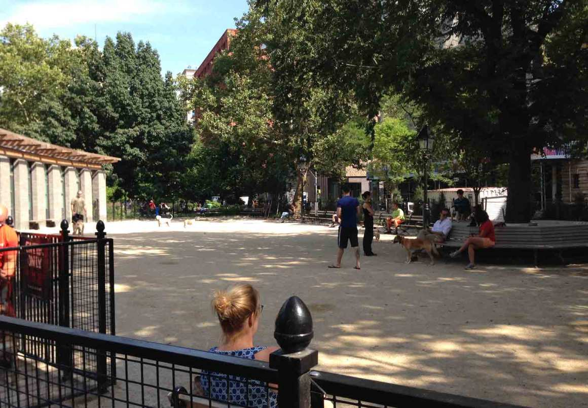 Washington Square Dog Park