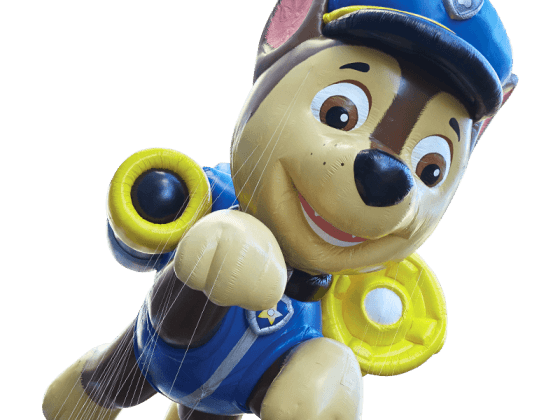 Chase Paw Patrol Macy's Thanksgiving Day Parade
