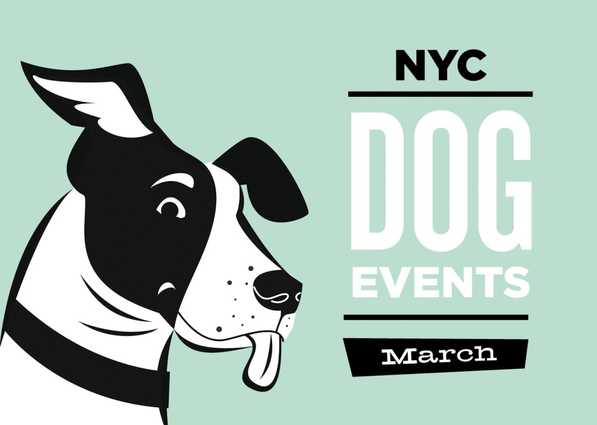 NYC Dog Events Calendar March