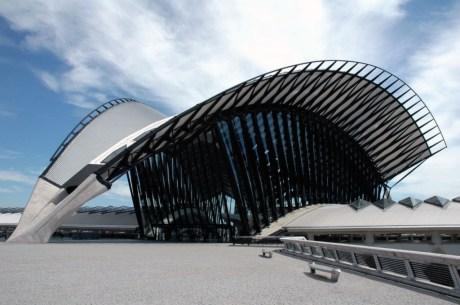 Gare TGV de Lyon Saint Exupéry (Lyon, France)