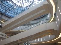 Les Escalators vus du dessous ^^