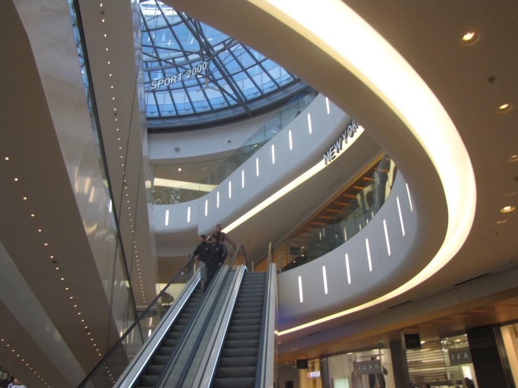 Encore les Escalators