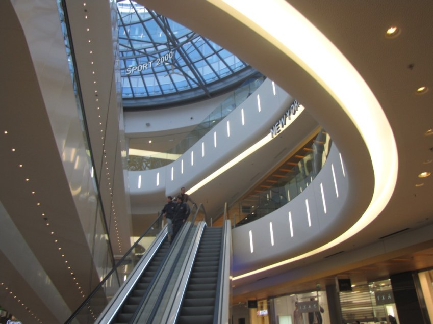 Encore les Escalators