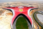 Ferrari World - Abu-Dhabi ©Ferrari World (Le Moniteur)