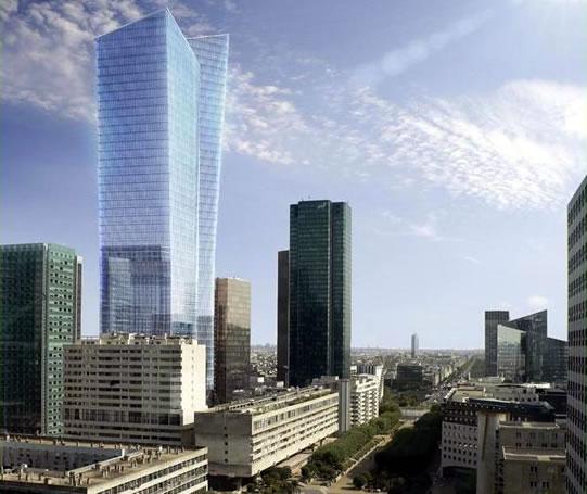 La Tour Air 2 - Arquitectonica