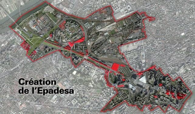 EPADESA - La Défense - Paris