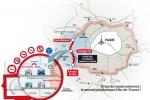 10 km de tunnel achèvent le second périphérique d'Ile-de-France