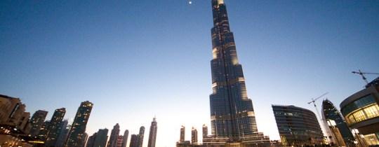 Le Burj Khalifa - Symbole de la crise de Dubai