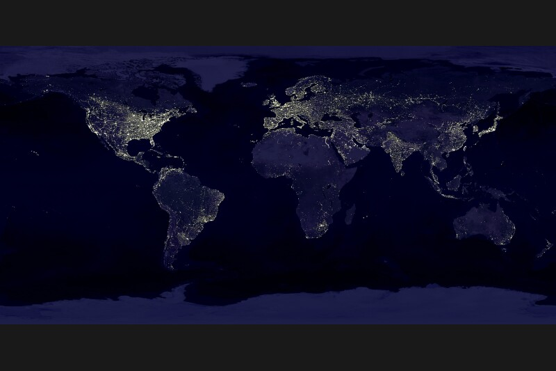 Un monde nocturne
