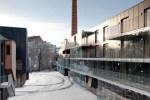 Architecte : MDW Architecture - Promoteur : CPAS de Bruxelles