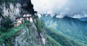 Bhoutan, petit village bouddhiste perdu dans l'Himalaya