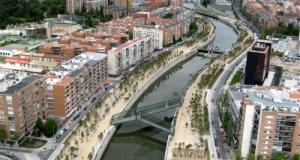 Madrid Rio - Quand les Madrilènes redécouvrent leur rivière