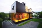 Habiter la pente, Maison AK - Crédits Photo Holger Jacobs, Berlin
