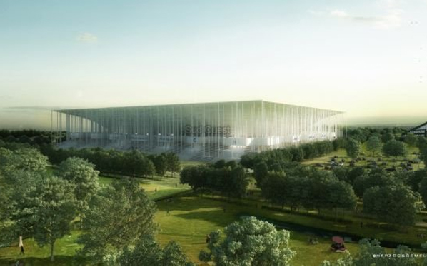 Le Grand Stade de Bordeaux