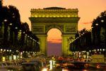 L'avenue des Champs-Elysée, à Paris
