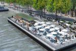 La ville de Paris prévoit la création de cinq postes d'amarrage entre le Pont Louis-Philippe et le Pont-Marie.