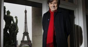 Jean-Marie Duthilleul à la Cité de l'architecture et du patrimoine à Paris.