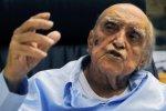 L'architecte de Brasilia avait été admis le 2 novembre à l'hôpital Samaritano de Rio en raison d'une déshydratation.