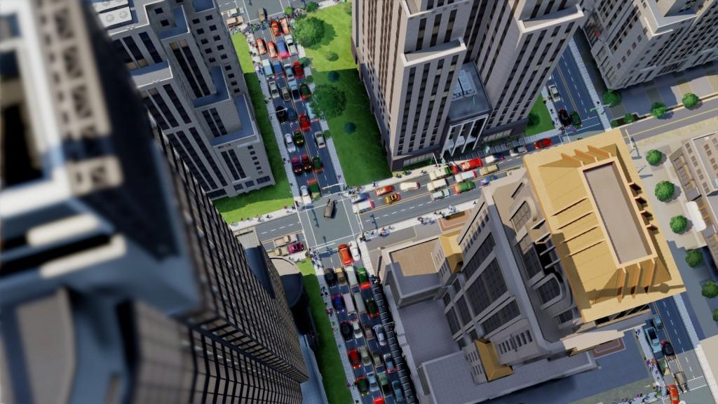 SimCity 2013