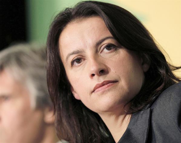 Cécile Duflot.
