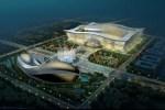 D'une longueur de 500 mètres pour 400 mètres de large et 100 mètres de haut, le bâtiment revendique une surface disponible de 1,76 million de mètres carrés.