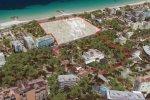Le périmètre concerné par le projet soit 4,2 hectares face à la mer.