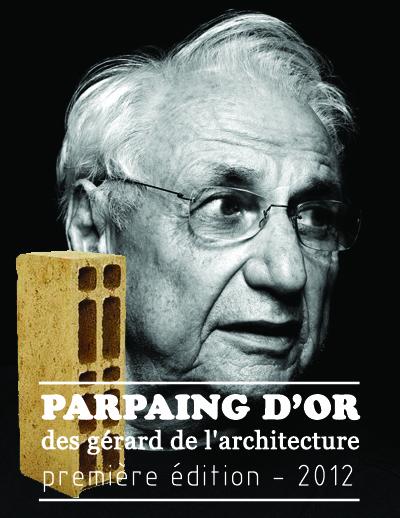Franck Gehry – Lauréat avec 52.68% des voix.